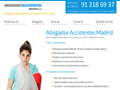 Abogados Accidentes Madrid